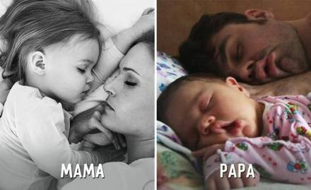 mama vs papa 1