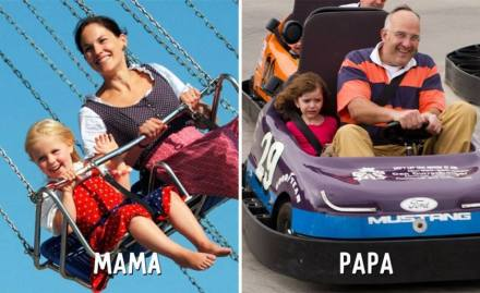 mama vs papa 4