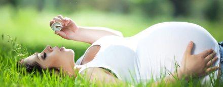 relax zwanger mama
