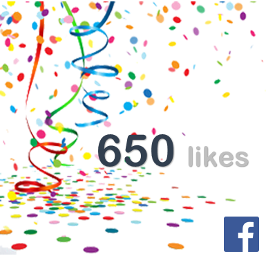 650 likes
