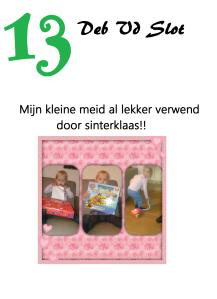 winnaar 13