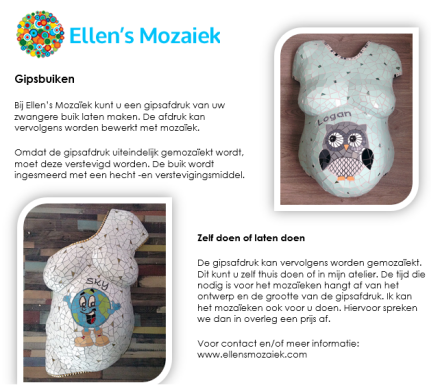 Advertentie Ellens Mozaiek